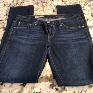 Super soft and comfy AG jeans from Anthropology